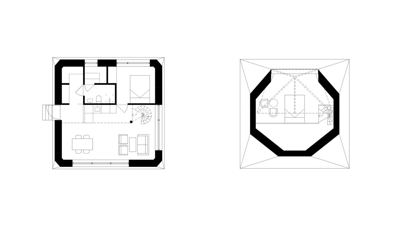 House plans for Vega model