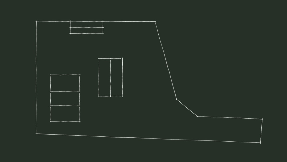 site sketch diagram architects drawing concept