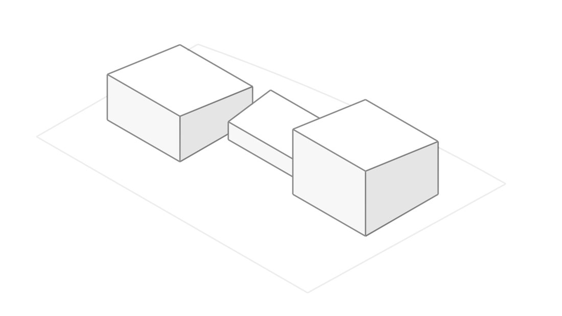 v-villas architecture house diagram architects drawing