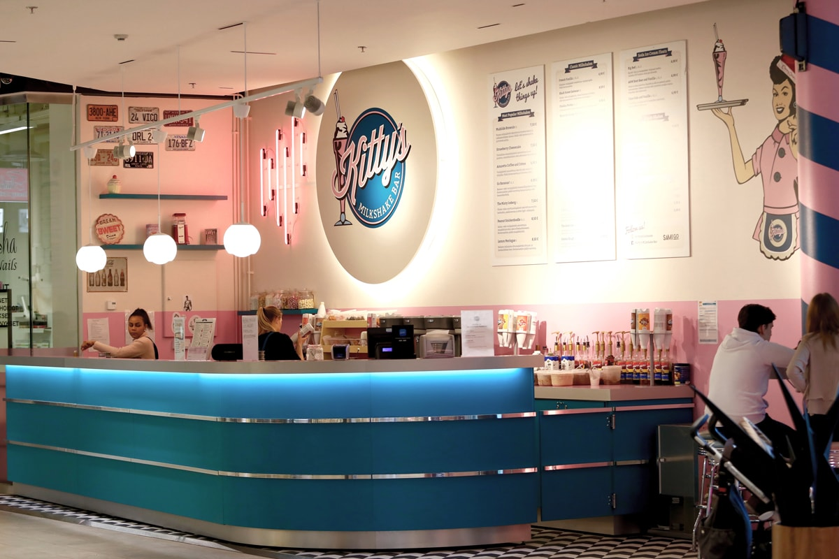 Kitty's Milkshake Bar